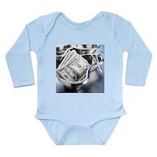 Medical costs - Long Sleeve Infant Bodysuit