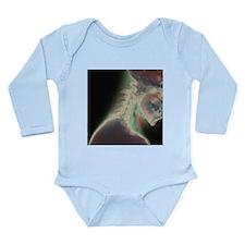 Broken neck - Long Sleeve Infant Bodysuit
