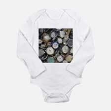 Broken wrist-watches - Long Sleeve Infant Bodysuit