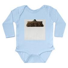 Broom head - Long Sleeve Infant Bodysuit