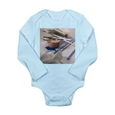 First aid equipment - Long Sleeve Infant Bodysuit
