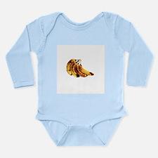 Ripe bananas - Long Sleeve Infant Bodysuit