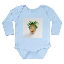 Potato head - Long Sleeve Infant Bodysuit