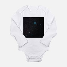 Canis Major constellation - Long Sleeve Infant Bod