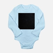 Delphinus constellation - Long Sleeve Infant Bodys