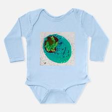 Plasma cell, TEM - Long Sleeve Infant Bodysuit