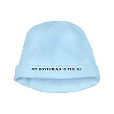 My Boyfriend Is The DJ baby hat