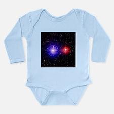 Variable star RX Lep - Long Sleeve Infant Bodysuit