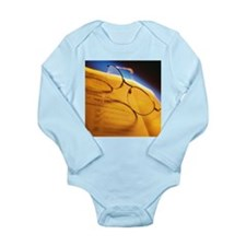 View of a pair of spectacles - Long Sleeve Infant