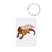 Bearded Dragon III Keychains