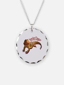 Bearded Dragon III Necklace