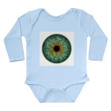 Eye - Long Sleeve Infant Bodysuit