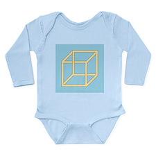 Freemish crate - Long Sleeve Infant Bodysuit