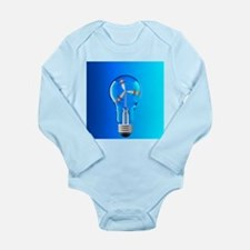 Wind power, conceptual image - Long Sleeve Infant