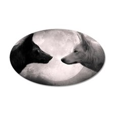 Best selling wolf Wall Decal