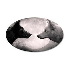 Best selling wolf Wall Sticker