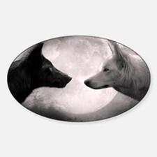Best selling wolf Decal