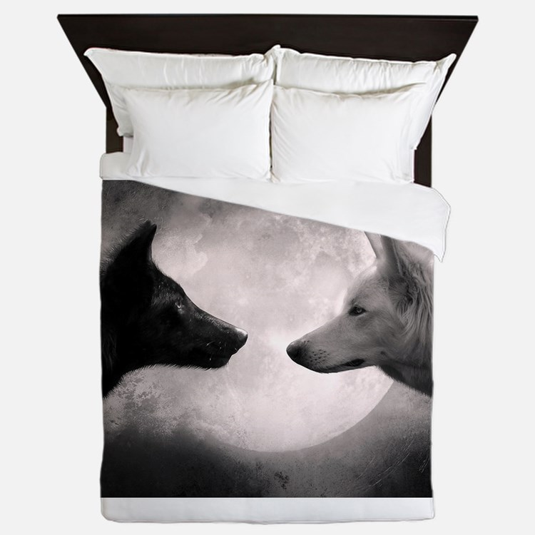 Wolf Bedding Wolf Duvet Covers Pillow Cases Amp More
