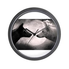 Best selling wolf Wall Clock
