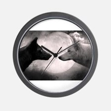 Best selling wolf Wall Clock