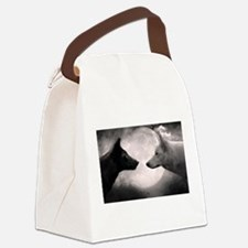 Best selling wolf Canvas Lunch Bag