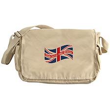 God Save the Queen Messenger Bag