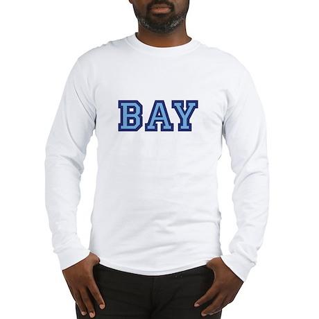 The Bay School Generic Logo Long Sleeve T-Shirt