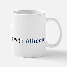 Alfredo Relationship Mug