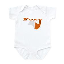 Foxy Infant Bodysuit