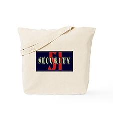 Area 51 Security Tote Bag