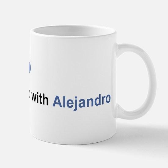 Alejandro Relationship Mug