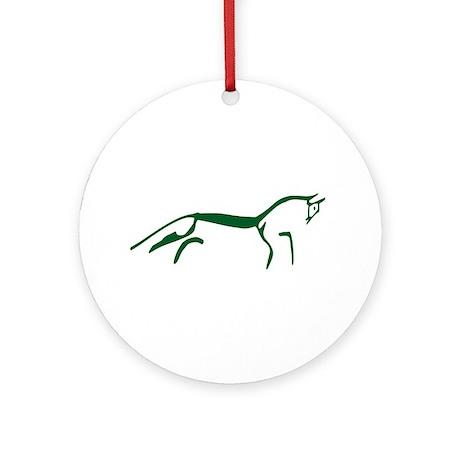 Epona Ornament (Round)