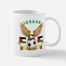 Jordan Football Design Mug
