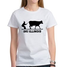 The Ski Illinois Shop Tee