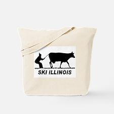 The Ski Illinois Shop Tote Bag