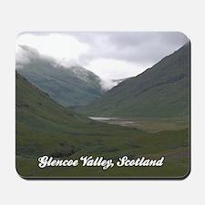 Glencoe Valley Mousepad