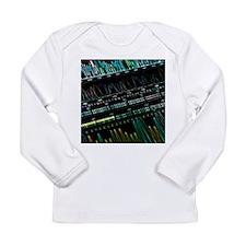 DNA analysis - Long Sleeve Infant T-Shirt