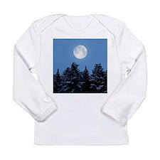 Full Moon - Long Sleeve Infant T-Shirt