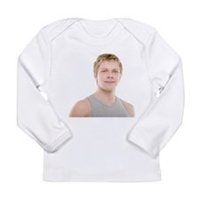 Healthy man - Long Sleeve Infant T-Shirt