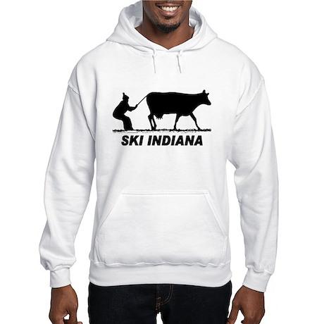 The Ski Indiana Shop Hooded Sweatshirt