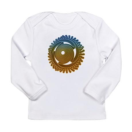 Nano turbine - Long Sleeve Infant T-Shirt