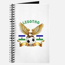 Lesotho Football Design Journal