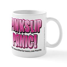 Cute Pinkslip Mug