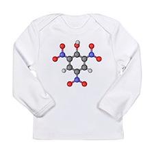 Picric acid explosive molecule - Long Sleeve Infan