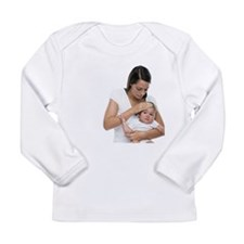 Sick baby - Long Sleeve Infant T-Shirt