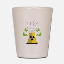 Nuke Plant Shot Glass