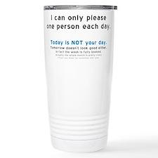 Cute Work Thermos Mug