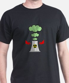 Nuke Plant Radiation T-Shirt