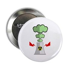 "Nuke Plant Radiation 2.25"" Button"