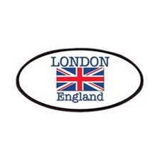 London England Patches